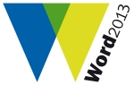 Word 2012 logo development