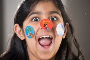 Reading Agency Summer Challenge 2015