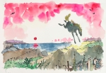 E7 HOI QUENTIN BLAKE Magic Horse1